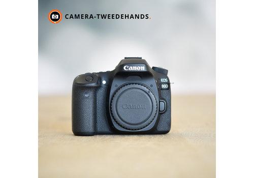 Canon 80D -- 18.738 kliks