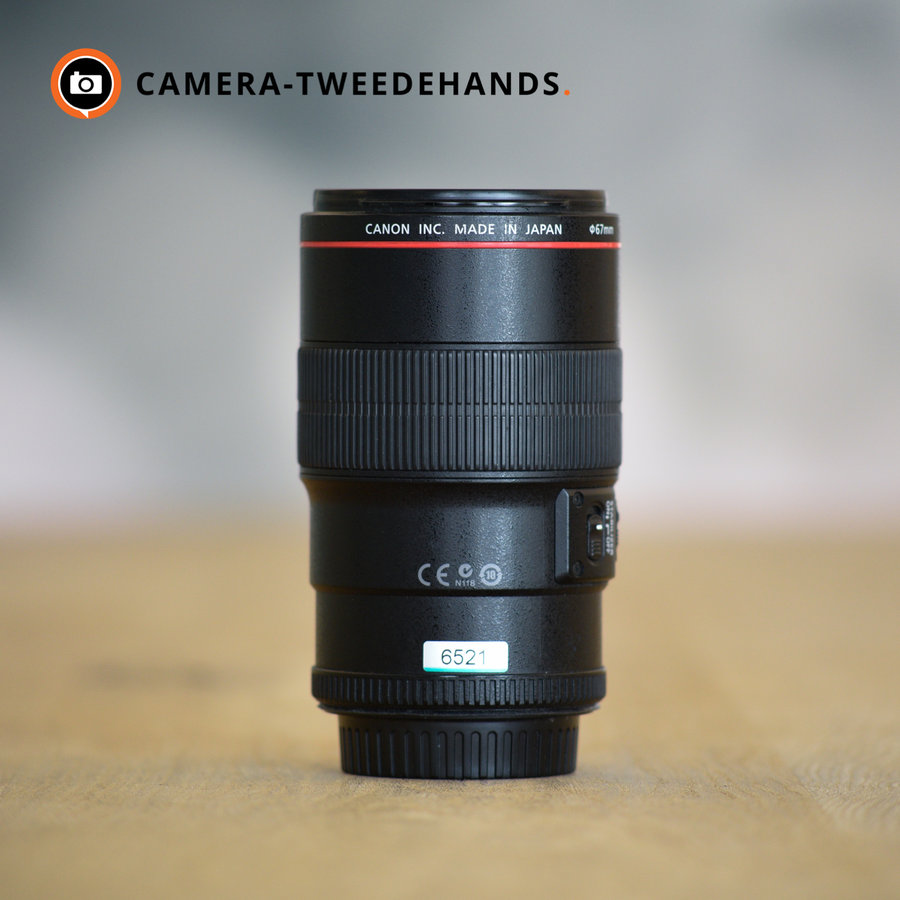 Canon 100mm 2.8 L IS EF USM