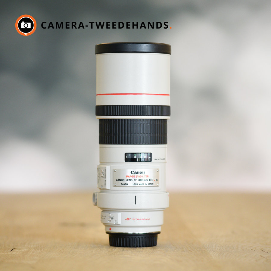 Canon 300mm 4.0 L EF IS USM F4