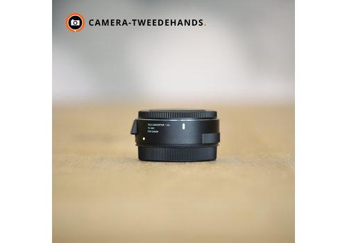 Sigma TC-1401 1.4x Tele converter (Canon)
