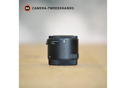 Sigma TC-2001 1.4x Tele converter (Canon)