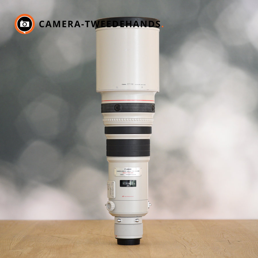Canon 500mm 4.0 L EF IS USM F4 -- Incl BTW
