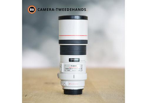 Canon 300mm 4.0 L EF IS USM -- Gereserveerd