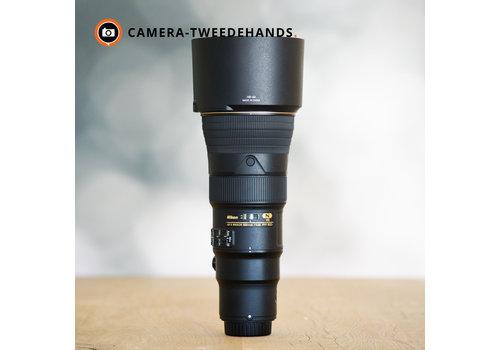 Nikon 500mm 5.6 E AF-S PF ED VR