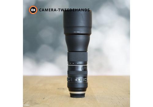 Tamron 150-600mm SP DI VC USD G2 (Canon)