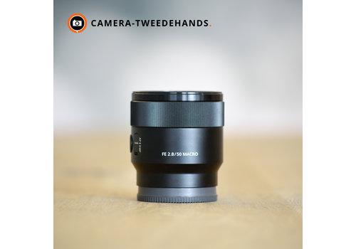 Sony FE 50mm 2.8 Macro