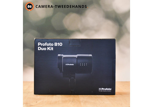 Profoto B10 Location Duo kit -- Nieuw -- Incl BTW