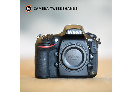 Nikon D810 -- 42.475 kliks