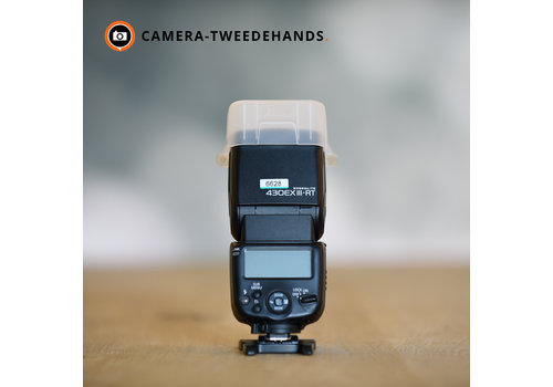 Canon 430EX III-RT Speedlight