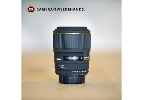 Sigma 105mm 2.8 EX DG Macro (Nikon)