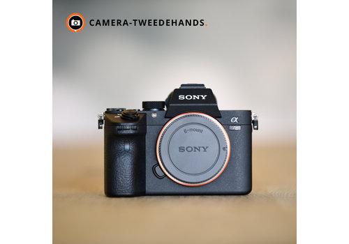 Sony A7 III -- Nieuw -- Gereserveerd