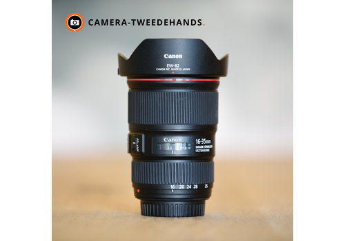 Canon 16-35mm 4.0 L IS EF USM F4