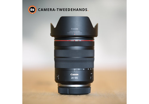 Canon RF 24-105mm 4.0 L IS USM -- Demo