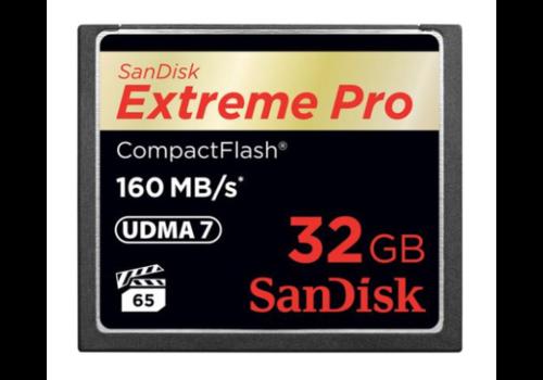 Sandisk 32GB CF Extreme PRO 160Mb/s