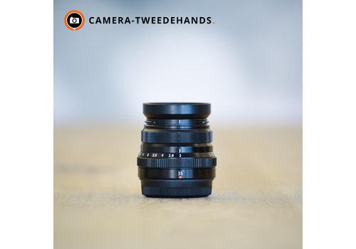 Fujifilm XF 35mm 2.0 R WR