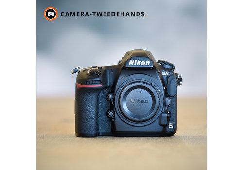 Nikon D850 -- 40.869 kliks