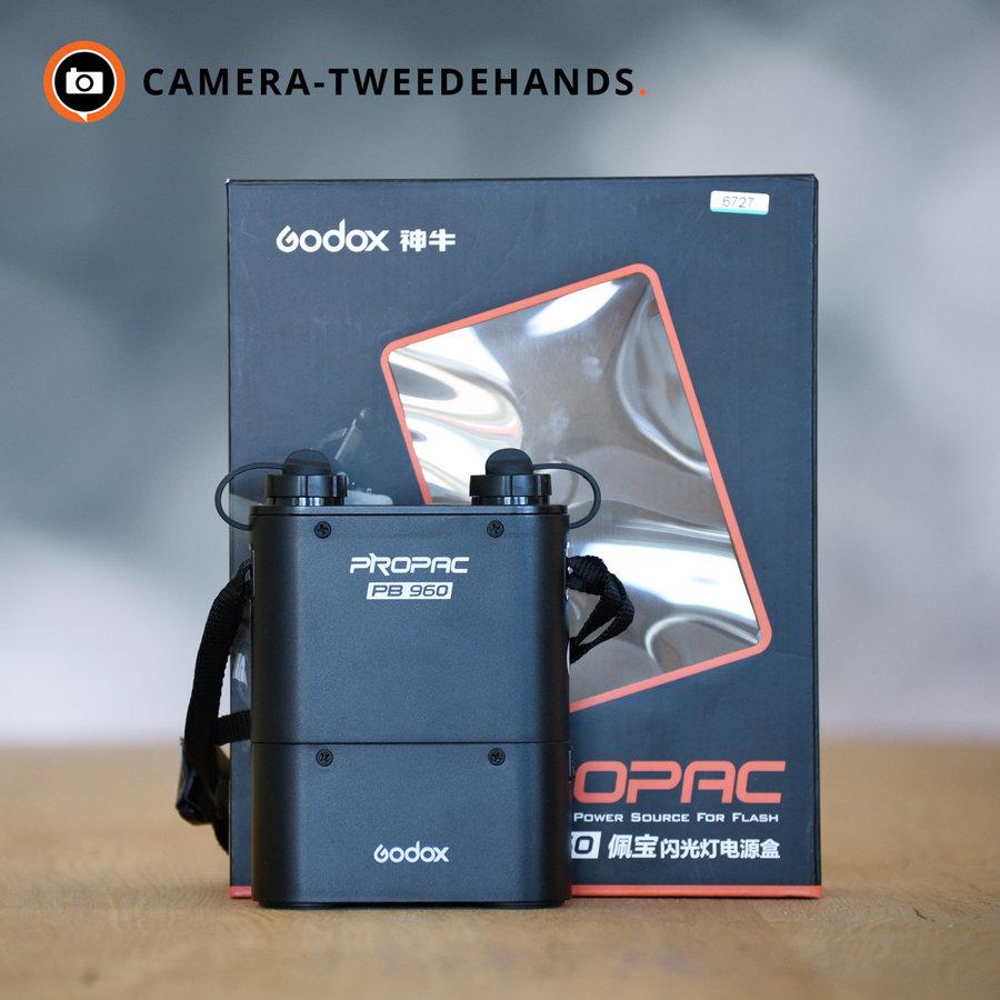 Godox Propac PB 960 inclusief kabel