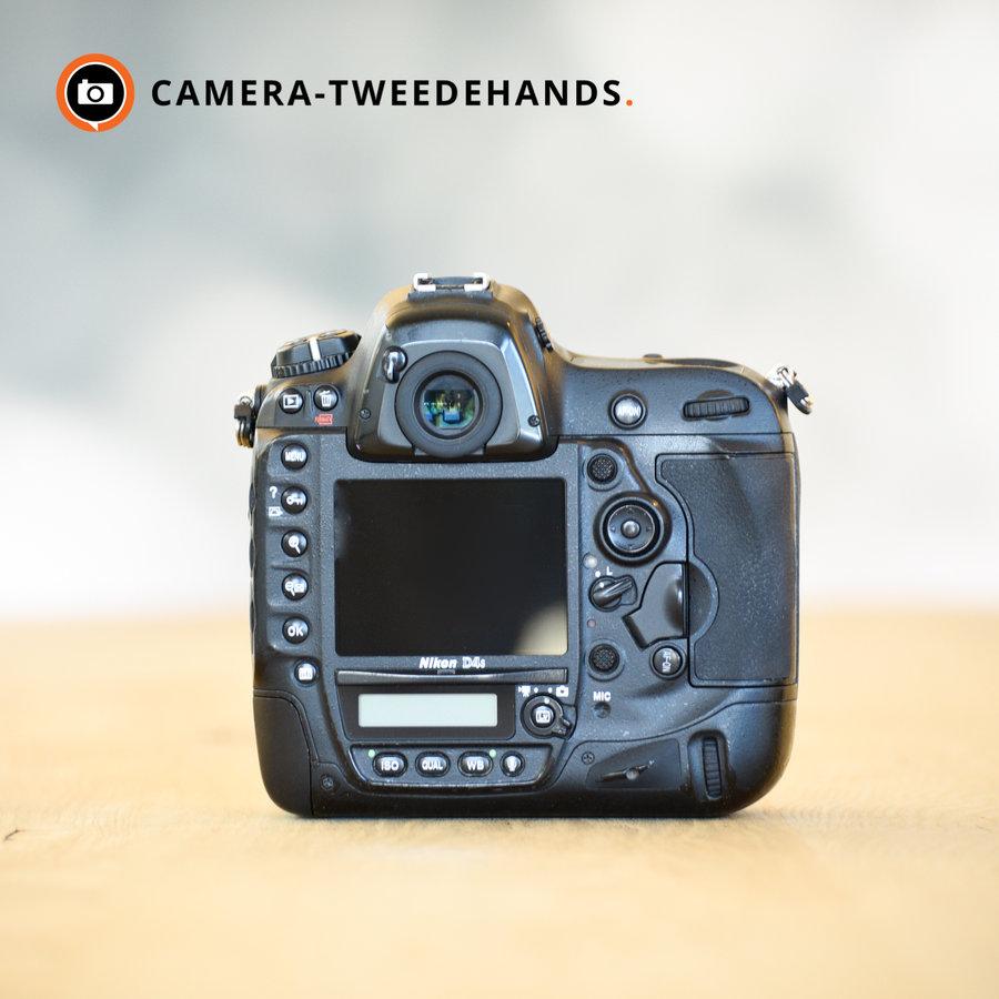 Nikon D4s -- 283.628 kliks -- Incl. BTW