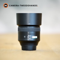 Nikon 85mm 1.8 G AF-S