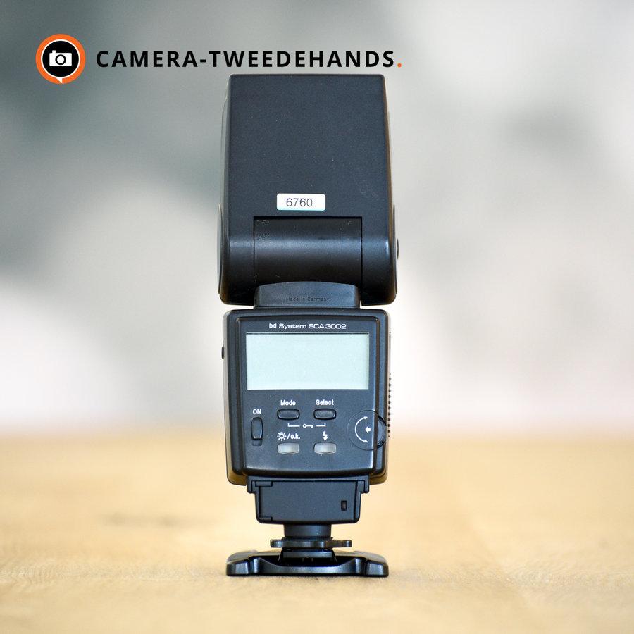 Metz 54MZ-3 + sca 3102 (Canon)
