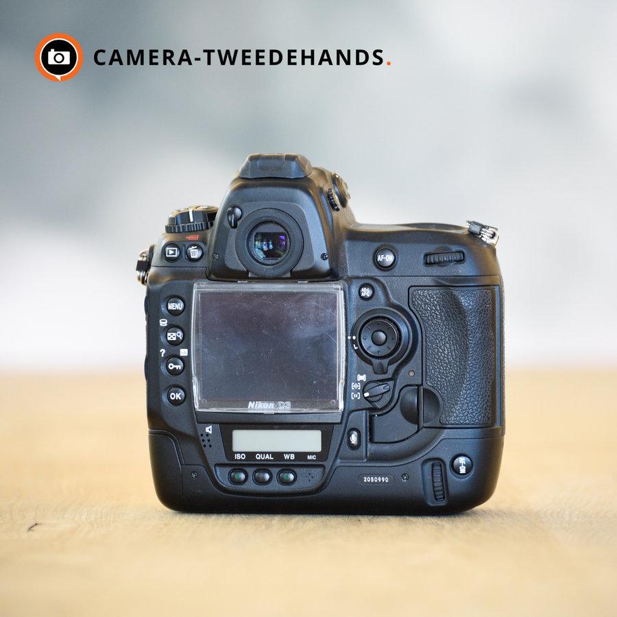Nikon D3 -- 26.703 kliks