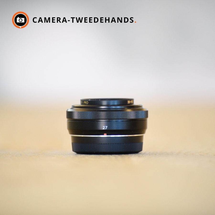 Fujifilm XF 27mm 2.8 Pancake -- Incl BTW