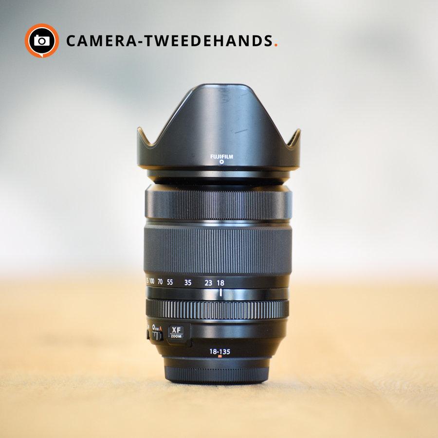 Fujifilm XF 18-135mm 3.5-5.6 R LM OIS WR -- Incl BTW