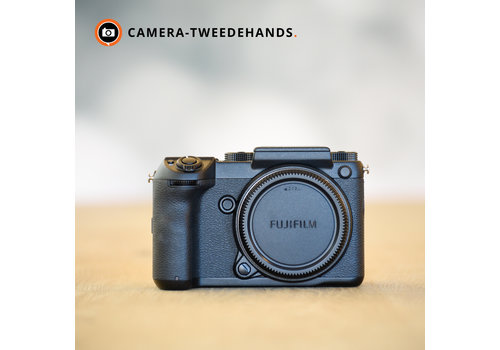 Fujifilm GFX 50S -- Outlet -- Incl BTW