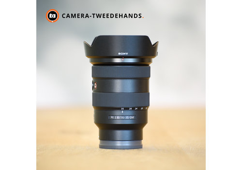 Sony FE 16-35mm 2.8 GM -- Incl BTW