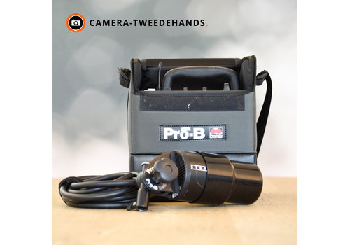 Profoto B2 1200watt/sec + Pro B head + Air Sync