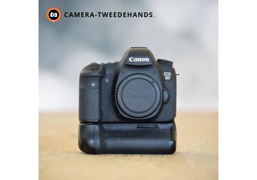 Canon 6D + Grip 23.837 kliks