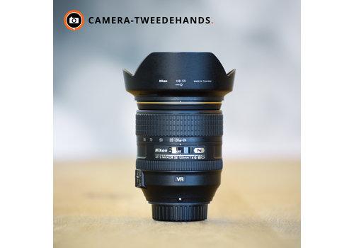 Nikon 24-120mm 4.0 G ED VR F4