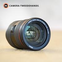 Canon 24-70mm 2.8 L EF USM II -- Incl BTW