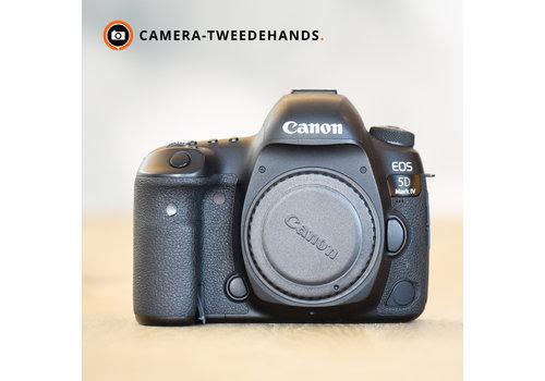 Canon 5D Mark IV -- Incl BTW -- 54215 kliks