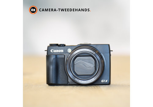 Canon G1x II -- Outlet -- Incl BTW