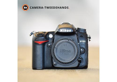 Nikon D7000 -- 17675 kliks