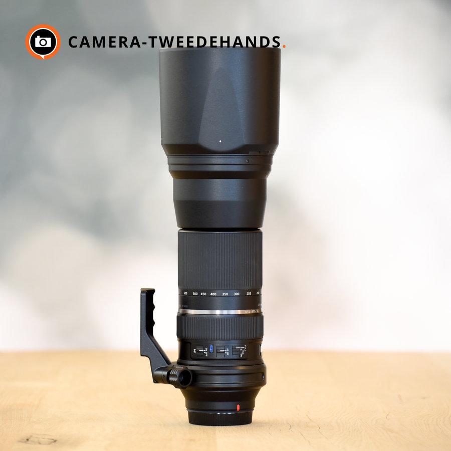 Tamron 150-600mm 5.0-6.3 Di VC USD (Canon)