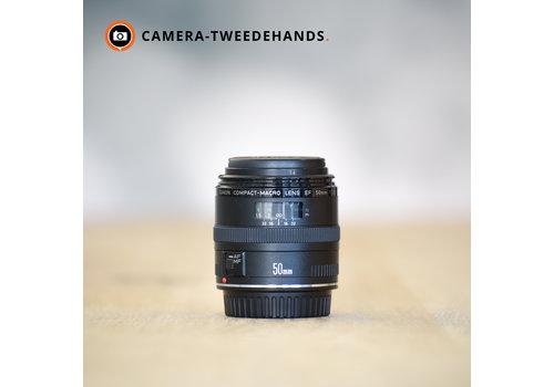 Canon 50mm 2.5 EF Compact Macro