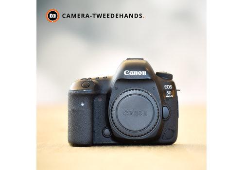 Canon 5D Mark IV -- 108852 kliks