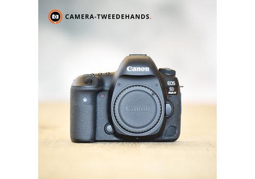Canon 5D Mark IV -- 150 kliks -- Demo