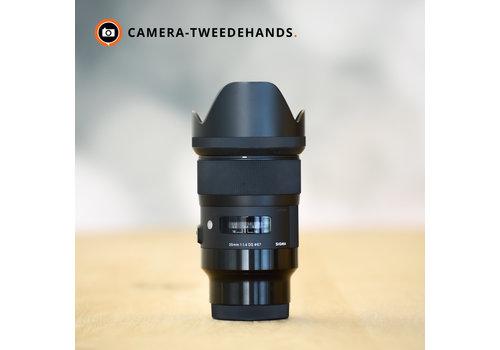 Sigma 35mm 1.4 DG HSM ART -- Sony E-Mount