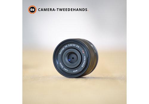 Sony FE 35mm 2.8 OSS Sonnar T