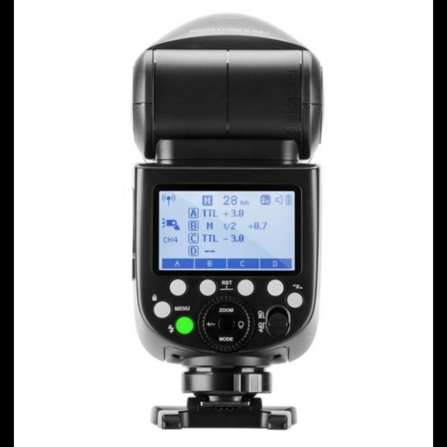 Godox Speedlight V1 Nikon Kit --Nieuw