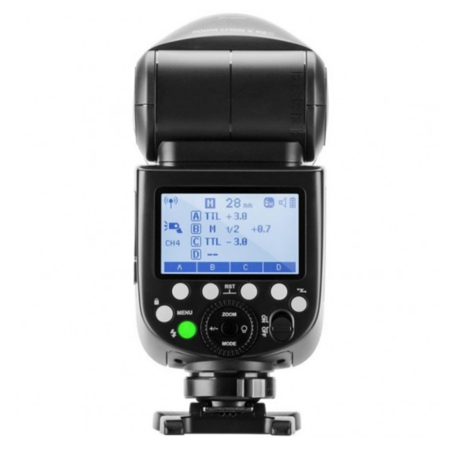 Godox Speedlight V1 Fujifilm Kit -- Nieuw -- Incl. Btw