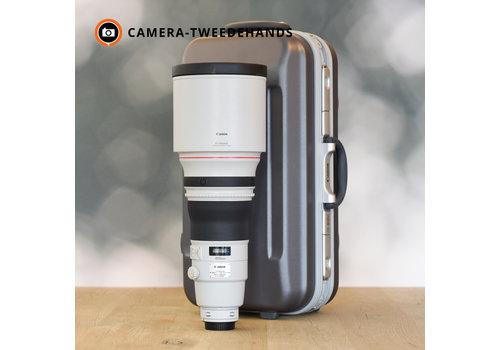 Canon 400mm 2.8 L EF IS USM II -- Gereserveerd
