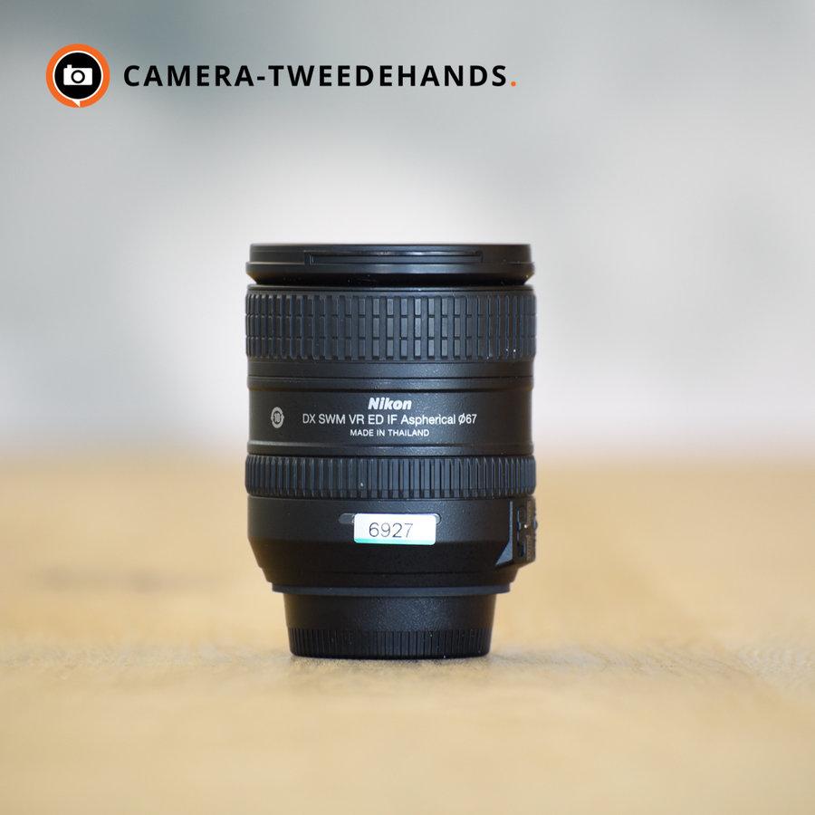 Nikon 16-85mm 3.5-5.6 G ED DX VR