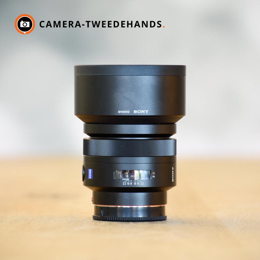 Sony 85mm F/1.4 ZA Carl Zeiss Planar T* (A-mount)
