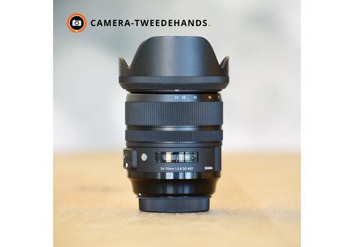 Sigma 24-70mm 2.8 DG HSM ART (Canon)