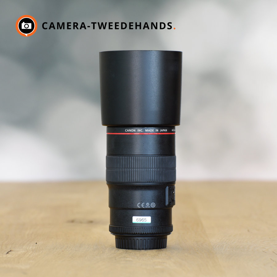 Canon 100mm 2.8 L EF IS USM -- Incl BTW