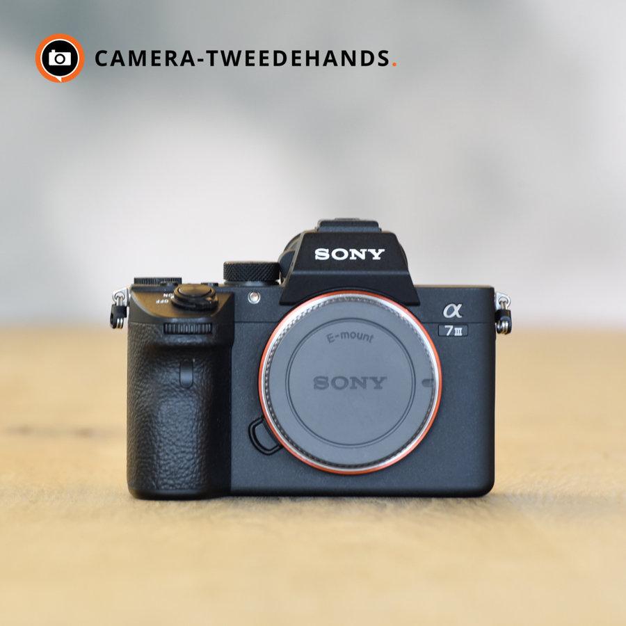 Sony A7 III -- 7733 kliks